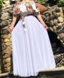 Cumpara ieftin Rochie stilizata cu motive florale Natasha