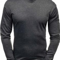 Helanca fără imprimeu bărbați gri-antracit Bolf 145348