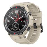 Smartwatch Amazfit T-Rex Rock, ecran 1.3 inch, Bluetooth 5.0, 390 mAh, GPS, Kaki