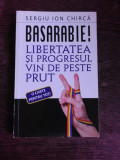 BASARABIE! LIBERTATEA SI PROGRESUL VIN DE PESTE PRUT - SERGIU ION CHIRCA