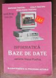 Informatica. Baze de date varianta Visual FoxPro. Manual clasa a 12-a