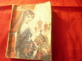 Colectia Femei Celebre nr22 - 1934 -A.N.Bell -Printesa Katia Dolgoruky ,112pag