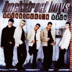 BACKSTREET BOYS Backstreets Back (cd)