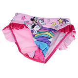 Slip de baie pentru fete Setino Minnie Mouse MIN-2022-034F, Fucsia