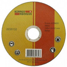 Disc debitare metal 115x1mm, Strend Pro