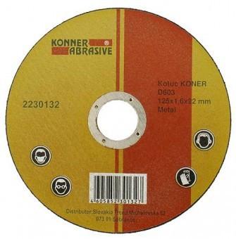 Disc debitare metal 115x1mm, Strend Pro foto