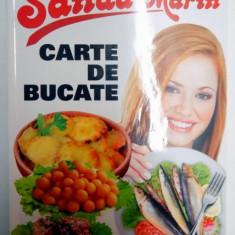 CARTE DE BUCATE de SANDA MARIN , 2011
