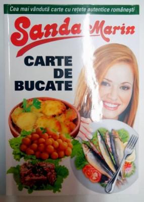 CARTE DE BUCATE de SANDA MARIN , 2011 foto