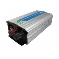 Invertor 24V-220V, putere 1000 W, LED indicator