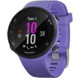 Smartwatch Forerunner 45S GPS Running Small Iris Violet