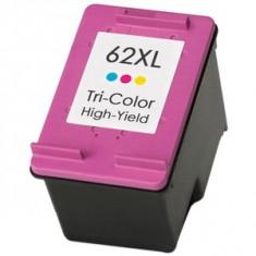 Cartus cerneala compatibil HP 62XL - Color