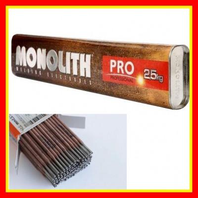 Electrozi Sudura Monolith Rutile 3.2mm 350mm 2.5kg foto