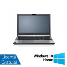 Laptop FUJITSU SIEMENS Lifebook E754, Intel Core i5-4200M 2.50GHz, 4GB DDR3, 320GB SATA, DVD-RW, 15.6 Inch + Windows 10 Home