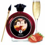 Shunga Strawbery Wine Body Paint100 ml