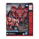 Transformers Constructicon Overload 18 cm ( Studio Series Leader Class 2020 ), Hasbro