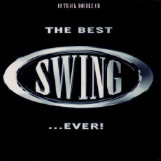2 CD The Best Swing ... Ever!: R. Kelly, Busta Rhymes, Aaliyah
