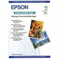 Consumabil Epson Consumabil Hartie mata pentru arhivare A3