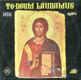 Te-Deum Laudamus - Coral Barbatesc Religios (Vinyl)