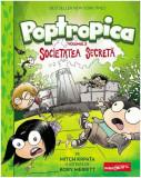 Poptropica. Societatea Secretă (Vol.3)