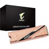 SSD AORUS NVMe M2.2280 500GB Interface PCI-Express 4.0x4, NVMe, Gigabyte