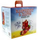 Young's cidru zmeura si mango - kit pentru cidru de casa 23 litri, mai mult de 10 litri