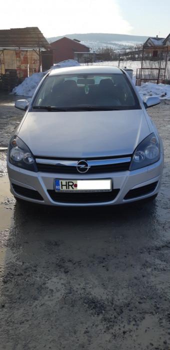 Opel Astra H, 2006