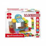 Jucarie de constructie La Patiserie, Micul Constructor