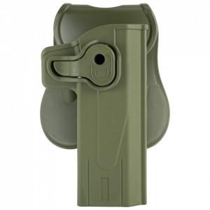 Toc / Holster Colt M1911 HI-CAPA Olive