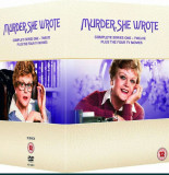 Film Serial Agatha Christie Murder She Wrote/Verdict Crima DVD Original, Politist, Altele, independent productions