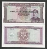 MOZAMBIC / MOZAMBIQUE 500 ESCUDOS 1967 UNC [1] P-110a.1 , necirculata