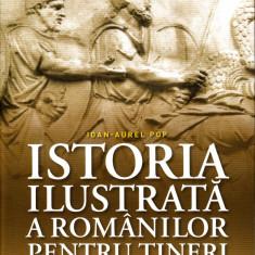 Istoria ilustrată a românilor pentru tineri