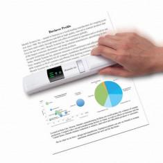 Scanner documente portabil A4 Mustek iScanAir Go