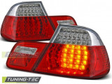 Stopuri LED Bmw E46 04.99-03.03 COUPE Rosu Alb LED