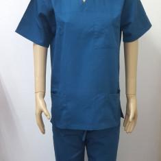 Costum medical pacific blue – unisex