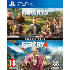 COMPILATION FAR CRY 4 & FAR CRY 5 - PS4