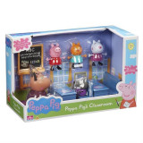 Jucarie Peppa Pig Classroom Playset