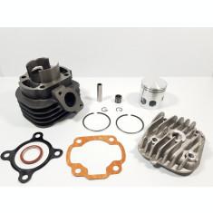Kit Cilindru Set Motor + CHIULOASA Scuter CPI Hussar 80cc Racire AER