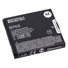 Acumulator Motorola BP6X 24829 pentru CLIQ XT MB501, DEXT MB220, DROID PRO XT610, MILESTONE, MILESTONE 2, Motoluxe, QUENCH, 1420mAh, Li-Ion