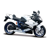 Motocicleta Maisto Bmw HP2 Sport, 1:12, Rastar