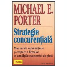 michael e. porter stratergie concurentiala