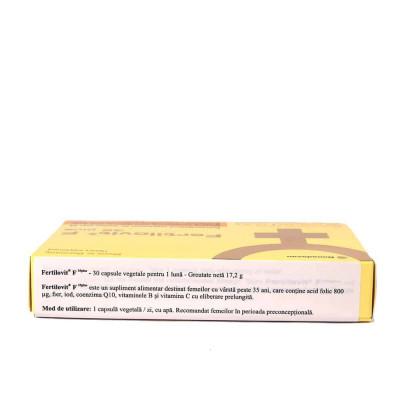 Fertilovit F 35 plus, 30 capsule, Gonadosan foto