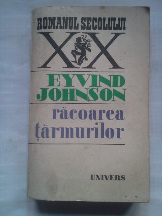 (C426) EYVIND JOHNSON - RACOAREA TARMURILOR