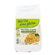 Amestec pentru Tarta cu Faina de Linte Verde Fara Gluten Bio 400gr Ma Vie Sans Gluten Cod: 3380380082764