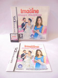 Joc consola Nintendo DS 2DS 3DS - Imagine Dream Weddings - complet, Actiune, Toate varstele, Single player