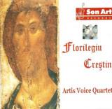 CD Artis Voice Quartet – Florilegiu Crestin, original, muzica religioasa