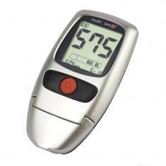 Analizor glicemie, colesterol si triglicerire Multicare-IN, ecran LCD, memorie 500 rezultate
