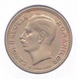 Moneda Romania (regat) 20 Lei 1930 - KM#51 VF ( Carol II - fara insemne )