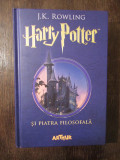 Harry Potter si Piatra Filosofala - J.K. Rowling