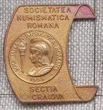 Cumpara ieftin Insigna SNR Sectia Craiova