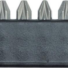 Set 10 biti cu varf pozidrive PZ2x25 mm VOREL